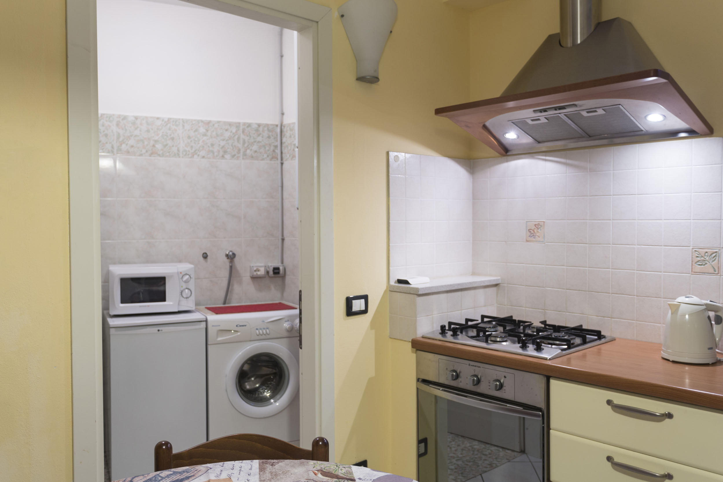 Annina's House kitchen room